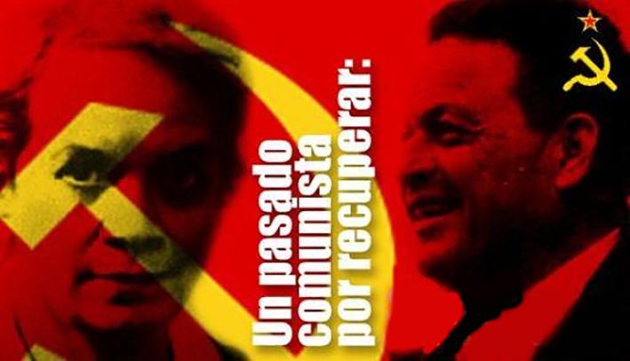 Columna un pasado comunista