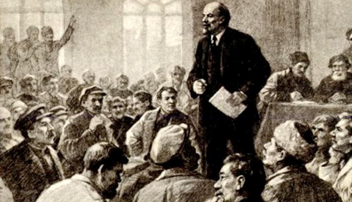 Lenin primer congreso