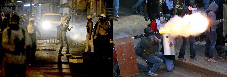 venezuela oposicion armas