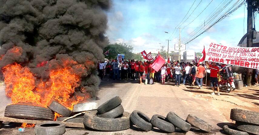 reforma laboral en brasil 2