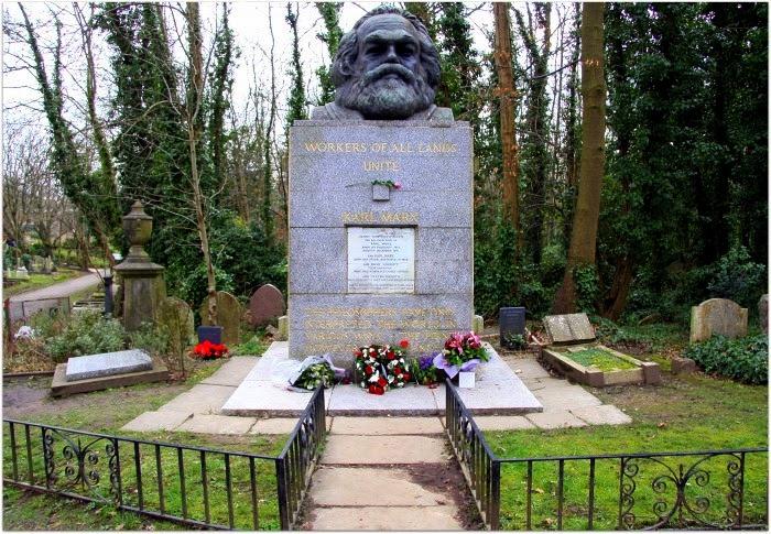 Marx tumba
