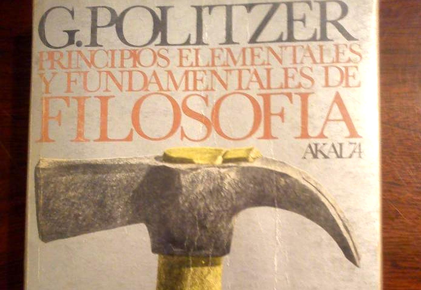 Georges Politzer Filosofia
