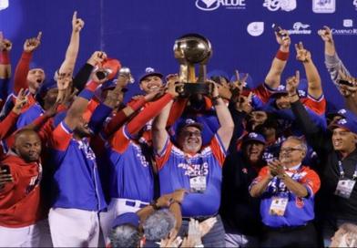 Criollos de Caguas repiten título en la Serie del Caribe
