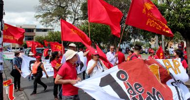 1º de Mayo: PVP siempre junto al pueblo en lucha