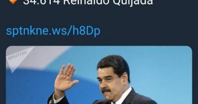 PVP saluda al Presidente de Venezuela, compañero Nicolás Maduro