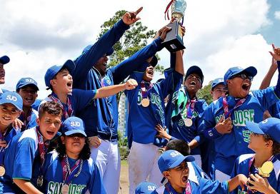 Beisbol Sub 14: Oro para San José en el último suspiro