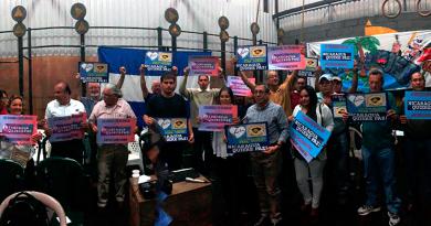 """Comité Costarricense de Solidaridad con Nicaragua: """"Contra la xenofobia y por la libre autodeterminación de los pueblos"""""""