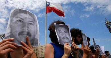 Chile: Represión y muerte al pueblo mapuche por carabineros fascistas