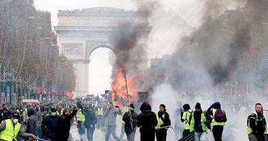 Francia: La FSM al lado de la clase trabajadora