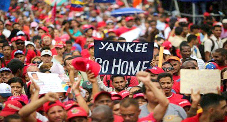 Trump y sus socios organizan un golpe de Estado contra el Presidente Nicolás Maduro Moros