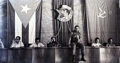 """Che: """"Juventud, lo importante es la organización y el compromiso"""""""