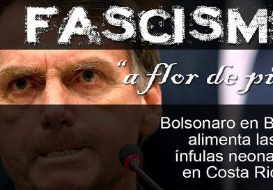 ¿Efecto Bolsonaro en Costa Rica?