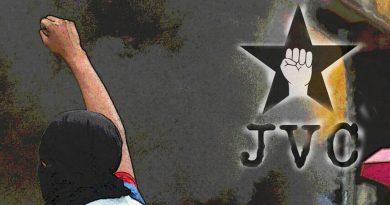 JVC se solidariza con el pueblo de Honduras en lucha contra la dictadura