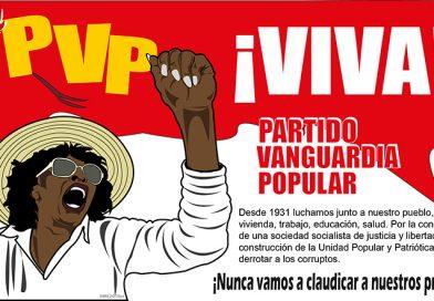 El TSE decidió no permitir la participación del PVP en elecciones municipales