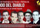 Homenaje a los Héroes y Mártires de Codo del Diablo