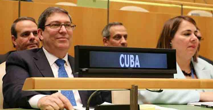 Apoyo abrumador en la ONU al levantamiento del criminal bloqueo de EE.UU. a Cuba