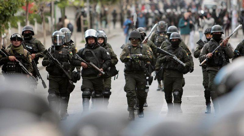 El golpe de Estado contra el Presidente Evo Morales es un ataque a todos los pueblos de Nuestra América
