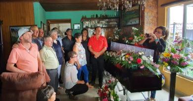 El Partido Vanguardia Popular está de luto, murió el camarada Joaquín Mora Elizondo