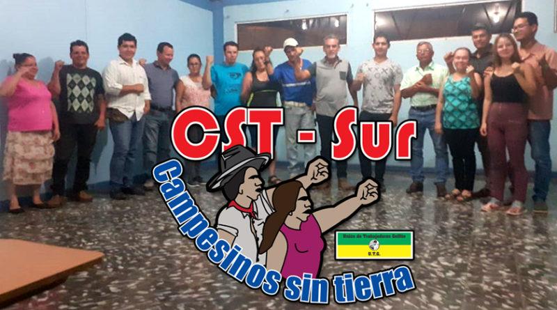 Nace la Seccional CST- CR Sur de la UTG