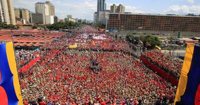 El pueblo venezolano vive sometido a los crímenes yanquis