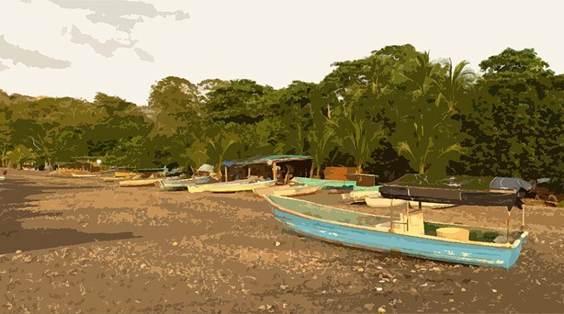 Pesca artesanal, pobreza y Covid-19 en Puntarenas