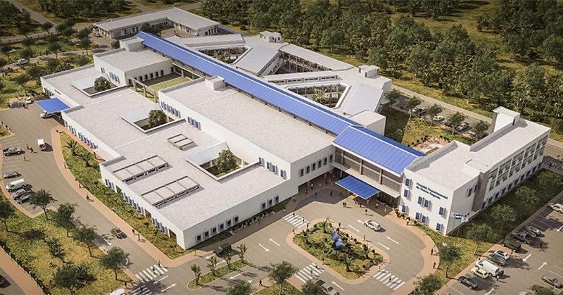 Nuevo hospital