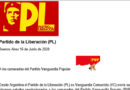 PL Argentina saluda el 89 Aniversario del PVP