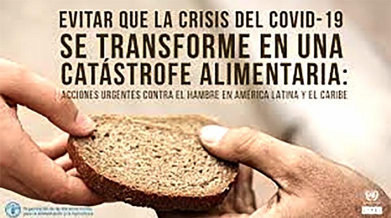 Gobierno de Costa Rica hace todo lo contrario a lo que recomiendan organismos internacionales como la CEPAL y Naciones Unidas para evitar que la crisis del COVID-19 se transforme en una crisis alimentaria