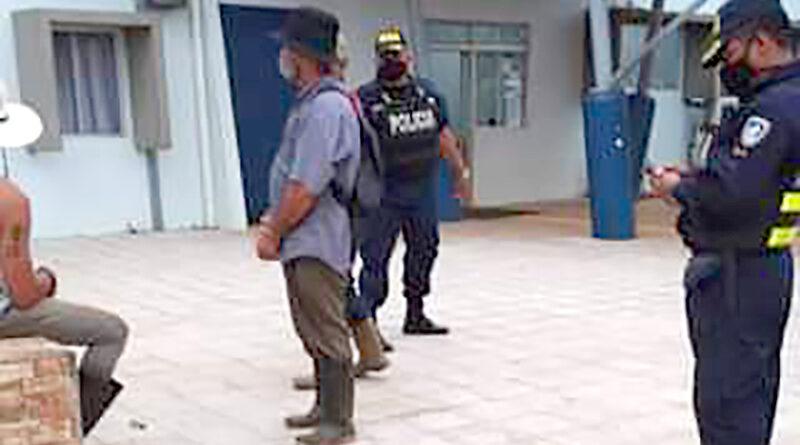 Policía detiene arbitrariamente a siete campesinos en Los Chiles