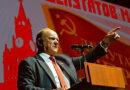 Partido Comunista de la Federación Rusa llama a la unidad para restaurar la URSS y el socialismo