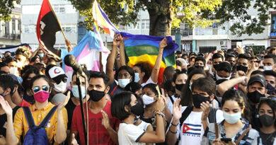 La Juventud Vanguardista Costarricense se opone a la injerencia imperialista en Cuba