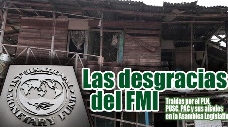 Un gobierno sin programa y sin orden nos entrega al FMI