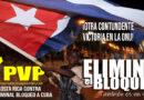 ¡Otra contundente victoria de Cuba contra el criminal bloqueo de EE.UU.!