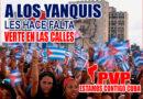 Partido Vanguardia Popular ratifica su solidaridad con el pueblo de Cuba y su revolución