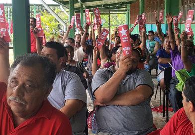 Declaración de la Asamblea Provincial de Puntarenas del Partido Pueblo Unido