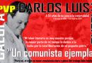 Recordando a Carlos Luis Fallas Sibaja en el 54 Aniversario de su paso a la inmortalidad