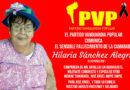 En Vanguardia Popular estamos de luto, falleció la camarada Hilaria Sánchez Alegría