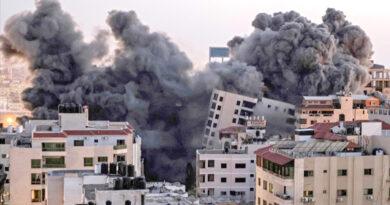 JVC: ¡Nuestra solidaridad con el pueblo palestino!