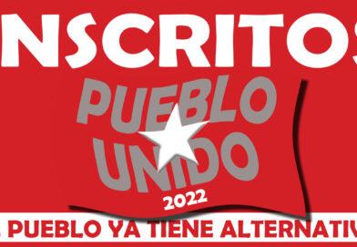 ¡SI HAY ALTERNATIVA, VOTA POR PUEBLO UNIDO!